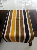 Caminho amarelo/preto/fendi/branco 2,20mtsX0,45mts